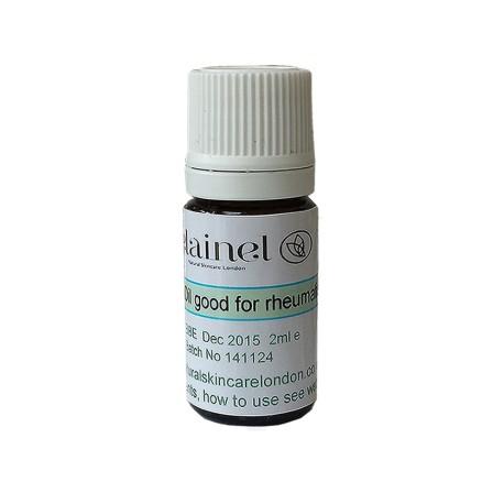 Body Oil Good For Rheumatism Sample