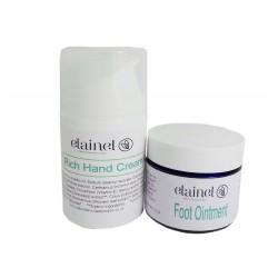 Rich Hand Cream and Foot Ointment