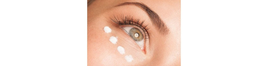 Eye skincare made of natural and organic ingredients